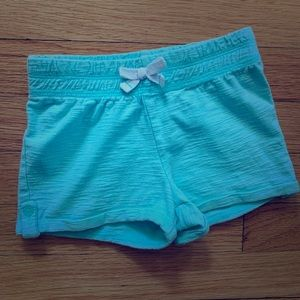 Shorts by Jumping Beans 4T mint green